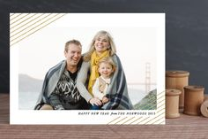 Modern Shimmer by b.wise papers at minted.com
