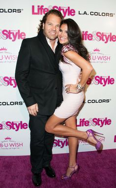 Joyce Giraud Michael Ohoven and Joyce Giraud arrives at Life & Style's Hollywood In Bright Pink Event Hosted By Giuliana Rancic at Bagatelle...
