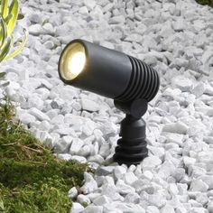 Gartenleuchte 12 Volt Argos  Edelstahl LED