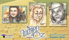 atc cards wizard of oz - Google Search