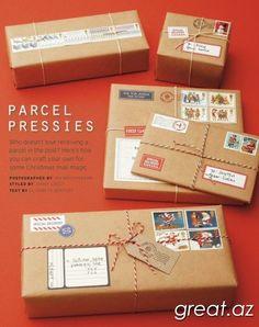 ОЧЕНЬ МНОГО идей для упаковки новогодних подарков