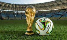 Blog Esportivo do Suiço: Com detalhes em verde e amarelo, bola da final da Copa é divulgada