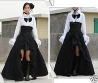 I found 'Visual Punk Gothic NANA Long Skirt+underskirt S046 XL' on Wish, check it out!