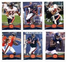 2012 Topps Chicago Bears NFL Team Set - 13 cards with Urlacher, Peppers, Cutler, Hester, Jeffery Rookie, McClellin Rookie, Bush, Marshall and more! by 2012 Topps. $8.95. 2012 Topps Chicago Bears NFL Team Set - 13 cards with Urlacher, Peppers, Cutler, Hester, Jeffery RC, McClellin RC, Bush, Marshall and more!