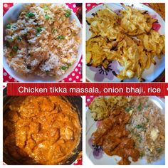 Slimming World: chicken tikka masala-mix juice 1 lime,150g fat free nat yoghurt & 3 tbsp tikka curry powder & marinade 4 diced chicken breasts overnight. Fry 1 grated onion, 4 crushed garlic gloves, 2cm grated ginger, 1 chopped red chilli, 1 tsp ground cinnamon, 1 tsp ground cumin, 2 tbsp tikka curry powder & fry 3 mins.Stir in 6 tbsp tomato purée & 250ml water. Boil, reduce heat simmer 15 mins stir often. Grill chicken 15 mins. Stir into sauce, take off heat & add 5 tbsp fat free fromage… Diced Chicken, Chicken Meals, Chicken Recipes, Slimming World Free, Slimming World Recipes, Diet Meals, Diet Recipes, Cooking Recipes, Onion Bhaji