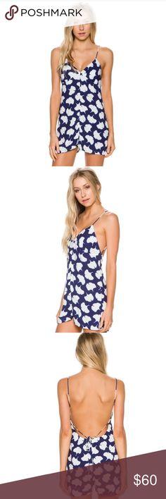 TAVIK Devotee Romper NWT ☀️ Brand new, never worn. Super cute for the summer days ☀️ Tavik Pants Jumpsuits & Rompers
