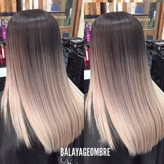 Pin by shadi tabatabaei on hair color in 2019 Brown Hair Balayage, Brown Blonde Hair, Hair Color Balayage, Hair Highlights, Blonde Balayage, Gorgeous Hair Color, Blonde Hair Looks, Ombre Hair Color, Hair Painting