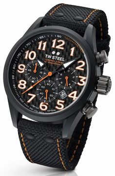 TW Steel TW964 Coronel Dakar 2017 LIMITED EDITION watch 48 mm