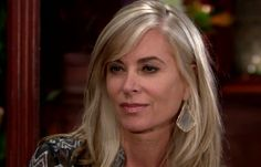 Shop Ashley's grey earrings from The Young and the Restless