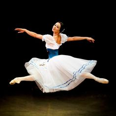 Diana Vishneva in Giselle ©Sasha Gouliaev