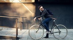 Cycling to work cuts cancer and heart disease risk by nearly 50% | CBC Life
