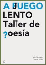 FITXA ===== Títol: A juego/fuego lento Autora: Mar Benegas Diseño e ilustración: Carlos Rubio Edició: Litera Libros, 2016 Edat: a part...