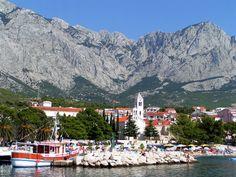 Baška Voda, Croatia - So beautiful!