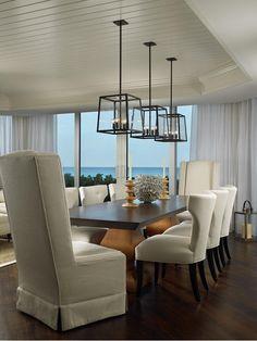 Beautifully Coastal Chic Seaside Style | Beach Home Design | Cindy Ray