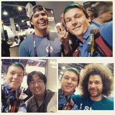 Met these awesome people!