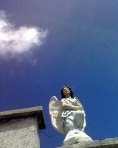 E a ti me confiou a piedade divina... by Huguenise, via Flickr