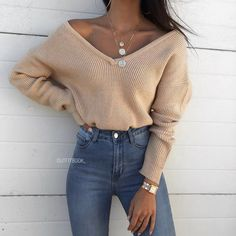 awesome school outfit ideas for winter 25 ~ my.me awesome school outfit ideas for w. Winter Fashion Outfits, Fall Winter Outfits, Teen Fashion, Spring Outfits, Autumn Cozy Outfit, Cheap Fall Outfits, Winter Outfits For School, Fashion Mode, Style Fashion