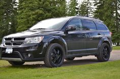 Murdered Out, Dodge Journey, Car Accessories, Dream Cars, Vehicles, Ideas, Cars, Auto Accessories, Thoughts