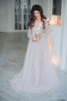Дыхание нежности: стилизованная фотосессия - The Bride
