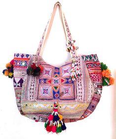 Statement Bag - Jamila Islamic embroidery by VIDA VIDA RX1cB