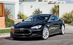 All sizes | 2012-telsa-model-S-front-three-quarters | Flickr - Photo Sharing!