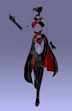 Deadpool as a lady