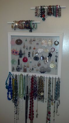 My Jewelry Organizer