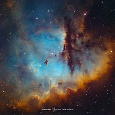 The Pacman Nebula, Adam Jesionkiewicz Celestial, Outdoor, Outdoors, Outdoor Games, The Great Outdoors