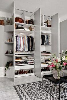 Inspiración vestidores   Decorar tu casa es facilisimo.com