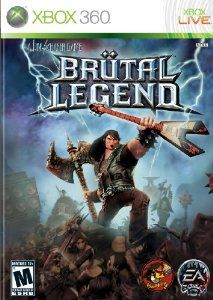 Brutal Legend - Though game play gets difficult and repetitive towards the end, this is a super fun game, especially if you are/were ever into metal/rock.