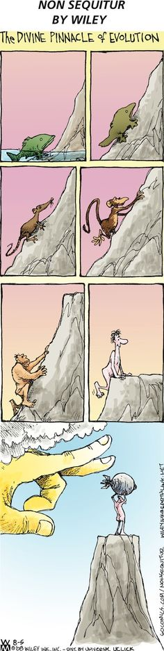 Non Sequitur Comic Strip, August 05, 2012 on GoComics.com
