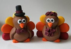 This turkey wedding cake topper is made to order. Description from etsy.com. I searched for this on bing.com/images