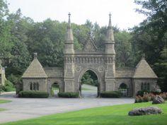 Forest Hills Cemetery - Boston, Massachusetts
