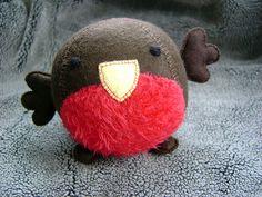fat bird!
