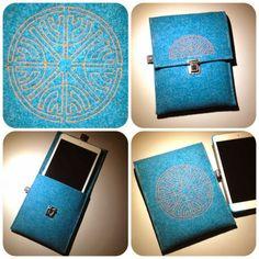 kaianja.eu: Magic Circles iPad Mini Hülle