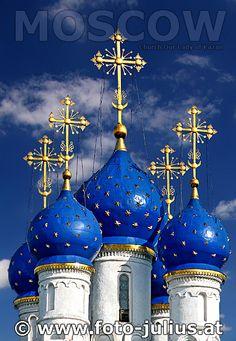 Church of our Lady Kazan, Kolomenskoje - Moscow