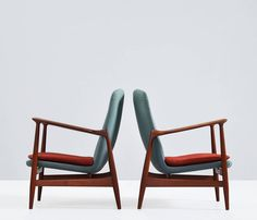 Finn Juhl - Easy Chairs (Bovirke)