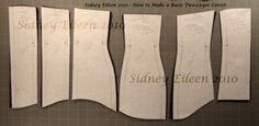Amazing, detailed step-by-step guide for making a corset, with lots of links to her other tutorials for more construction options.  How to Make a Basic Two-Layer Coutil Corset, by Sidney Eileen