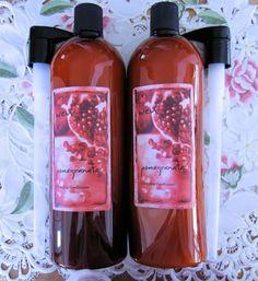 Wen by Chaz Dean Pomegranate Cleansing Conditioner 32 oz x 2 1 2 Gal w Pumps   eBay
