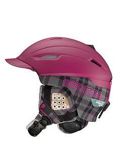 Ski Helmet for Kids by Salomon  #snowboard #skiing #children #engelhorn  www.sports.engelhorn.de