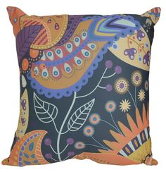 Eve Cushion Cover by KateStClaireLivingCo on Etsy