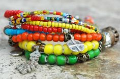 Bracelet | Bohemian | Charm | Colorful | Exotic | XO Gallery | XO Gallery