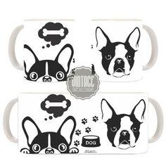 Mugs Animales Mug Bulldog Frances