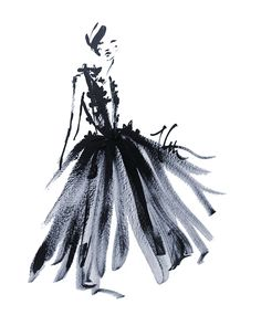 Fashion Illustrators // The View From 5 ft. 2