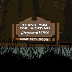 New trending GIF on Giphy. fox vacation wayward pines inherit the earth come back soon. Follow Me CooliPhone6Case on Twitter Facebook Google Instagram LinkedIn Blogger Tumblr Youtube