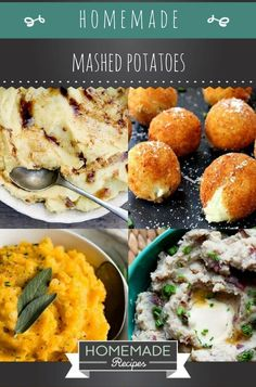 16 Homemade Mashed Potatoes To Savor On New Year's Eve | https://homemaderecipes.com/homemade-mashed-potatoes/