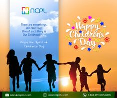 Every Child is different Kind of Flower and all together make this world a beautiful garden. Happy Children's Day #jawaharlalnehrujayanti #childrensday #childrensfestival2020 #ncplinc