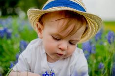 Baby in the Texas Bluebonnets Photography Photos, Children Photography, Texas Bluebonnets, Blue Bonnets, Kids, Baby, Collection, Kid Photography, Kid Photo Shoots