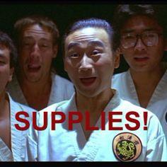 SUPPLIES! #uhf #surprise #kuni #weirdalyankovic by TheYellowDevil, via Flickr