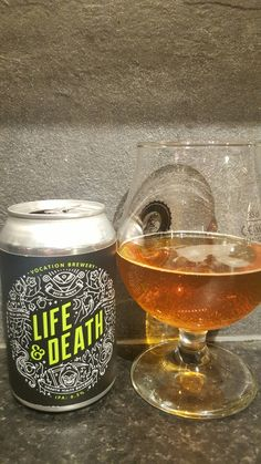 Vocation Brewery Life and Death IPA. Watch the video beer review here…
